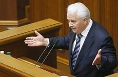 Hai cựu tổng thống Ukraine đề nghị không đàm phán với miền Đông