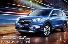 Honda mang công nghệ đột phá đến triển lãm ôtô Việt Nam