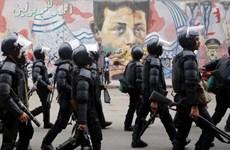 Ai Cập bắt giữ nhân vật hàng đầu của tổ chức Anh em Hồi giáo