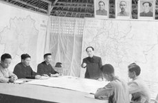 Kinh nghiệm chỉ đạo tác chiến trong chiến tranh giải phóng