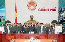 Thủ tướng tiếp đại biểu thi đua yêu nước của Hội cựu chiến binh