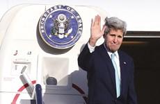 Ngoại trưởng Mỹ Kerry bắt đầu chuyến công du châu Âu 4 ngày