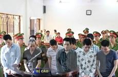 Phạt tù các đối tượng gây rối trật tự công cộng tại Đồng Nai