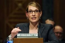 Mỹ muốn thúc đẩy hơn quan hệ Đối tác toàn diện với Việt Nam