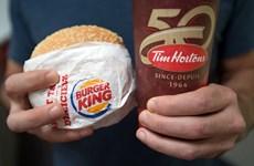 Burger King được phép chi gần 11 tỷ USD thâu tóm Tim Hortons