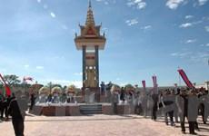 Khánh thành tượng đài anh hùng liệt sỹ Campuchia-Việt Nam