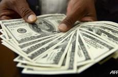 Mỹ: Thâm hụt ngân sách liên bang đầu tài khóa giảm mạnh