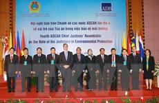 Việt Nam tổ chức hội nghị bàn tròn chánh án ASEAN lần thứ 4