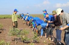 Việt Nam cùng quốc tế ứng phó với biến đổi khí hậu toàn cầu