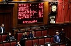 Italy thông qua ngân sách 2015, dành 10 tỷ euro trợ cấp xã hội