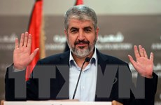 Thủ lĩnh chính trị Hamas có thể chuyển văn phòng tới Iran