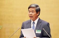 Bộ trưởng Minh Quang trăn trở thu hút đầu tư với hệ lụy môi trường