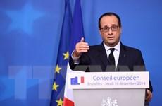 Nước Pháp kết thúc năm 2014: Cơn bão khủng hoảng chưa tan
