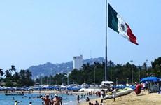 Mexico đạt doanh thu cao kỷ lục từ thu hút du khách quốc tế