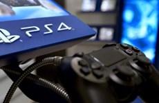 Sony bán được 18,5 triệu bộ trò chơi điện tử PlayStation 4