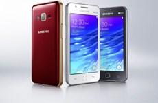 Cuối cùng, Samsung đã tung ra điện thoại Tizen OS đầu tiên