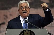 Tổng thống Palestine cam kết nối lại đàm phán hòa bình