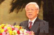 Diễn văn của Tổng Bí thư tại lễ kỷ niệm ngày thành lập Đảng