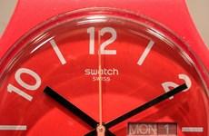 Swatch sẽ ra đồng hồ thông minh cạnh tranh với Apple Watch