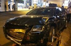 Vụ tai nạn ở Tân Sơn Nhất: Lái xe khai do đạp nhầm chân ga