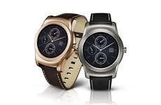 LG ra mắt mẫu smartwatch vỏ hoàn toàn bằng kim loại đầu tiên