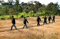 Vững vàng nhiệm vụ giữ vững biên cương Tây Nam Tổ quốc