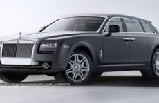 Rolls-Royce công bố kế hoạch chi tiết mẫu xe SUV đầu tiên