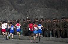 Sợ lây lan Ebola, Triều Tiên cấm người nước ngoài dự giải marathon