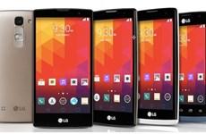 LG khởi động chiến dịch MWC 2015 bằng bộ tứ smartphone