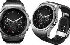 LG ra mắt smartwatch 4G đầu tiên, dựa trên nền tảng WebOS