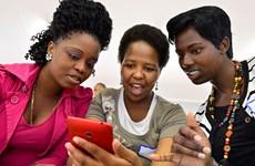 Tới 2017, lượng dùng điện thoại thông minh ở châu Phi tăng gấp đôi