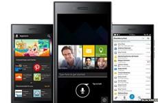 BlackBerry khởi động thiết bị màn hình cảm ứng trượt mới