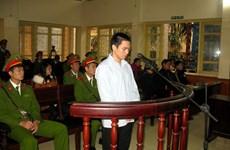 Xử nghi can Lý Nguyễn Chung trong vụ án oan Nguyễn Thanh Chấn