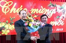 Ông Phạm Văn Sinh giữ chức vụ Bí thư Tỉnh ủy Thái Bình