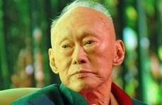 Bác bỏ website giả mạo hoang báo ông Lý Quang Diệu đã qua đời