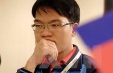 Kỳ thủ Lê Quang Liêm vô địch Giải cờ vua quốc tế HDBank 2015