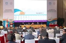 Thúc đẩy hành động của nghị viện các nước trong vấn đề nước