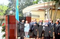 Kazakhstan tổ chức lễ khai trương đại sứ quán tại Việt Nam