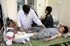 6 công nhân trong vụ sập giàn giáo tại Vũng Áng đã xuất viện