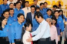 Động viên thế hệ trẻ đóng góp tích cực vào phát triển đất nước
