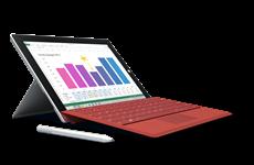 Surface 3 ra mắt: Máy tính bảng mỏng, nhẹ nhất của Microsoft