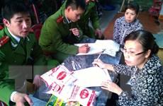 Hưng Yên phát hiện cơ sở làm giả hơn 1 tấn mỳ chính Ajinomoto