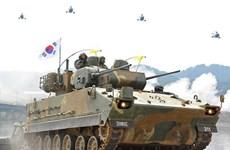 Nhật cam kết ủng hộ Hàn Quốc trong nguyên tắc quốc phòng mới