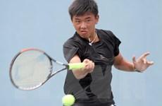 Tay vợt số 1 Việt Nam Lý Hoàng Nam vươn lên thứ 14 trẻ thế giới