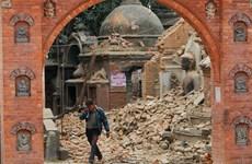 Ấn Độ cử phái đoàn tới Nepal hỗ trợ giải quyết hậu quả động đất