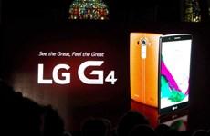 LG G4 chính thức ra mắt: Đối thủ mới của iPhone 6, Galaxy S6