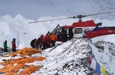 Bố trí trực thăng đón nhóm 5 người Việt bị mắc kẹt ở Himalaya