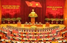 Khai mạc Hội nghị lần thứ 11 Ban Chấp hành Trung ương Đảng