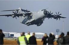 Airbus tiếp tục thử nghiệm máy bay A400M bất chấp vụ tai nạn