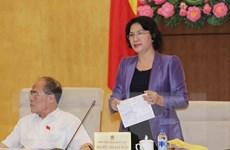 UBTV Quốc hội thông qua điều chỉnh địa giới hành chính của 6 tỉnh